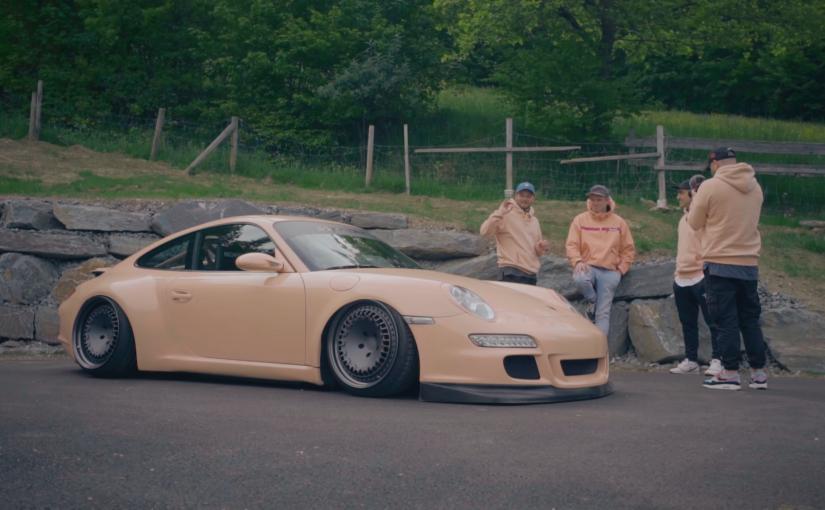 RAD48-BBQ | Pipifein Porsche997