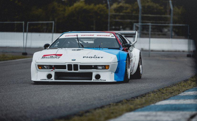 BMW M1 Procar im original Piquet Design von Heup Motorsport |Hockenheim Ring