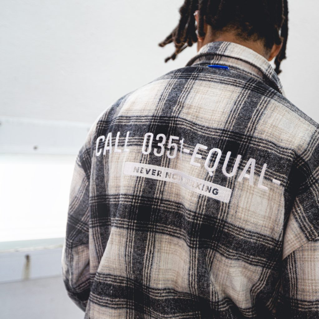 Service Call Flannel Jacket