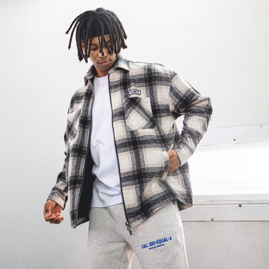 Equal 4 Service Call Flannel Jacket