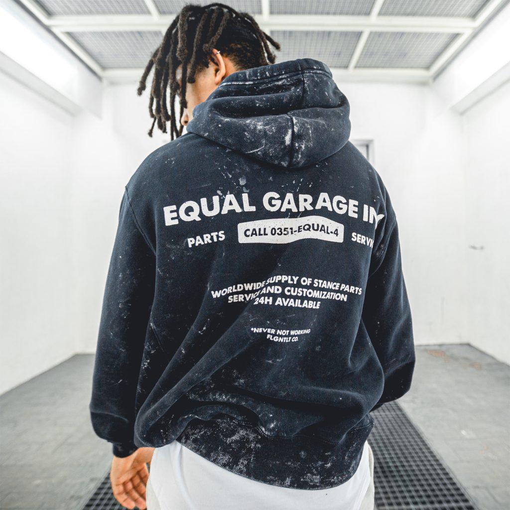 Equal 4 Garage Hoodie