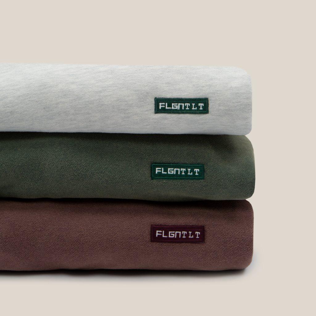 Flgntlt Essentials F/W 20 Hoodie Detail