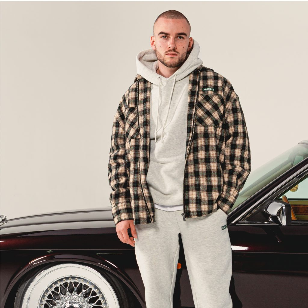 Flgntlt Essentials F/W 20 Flannel Jacket