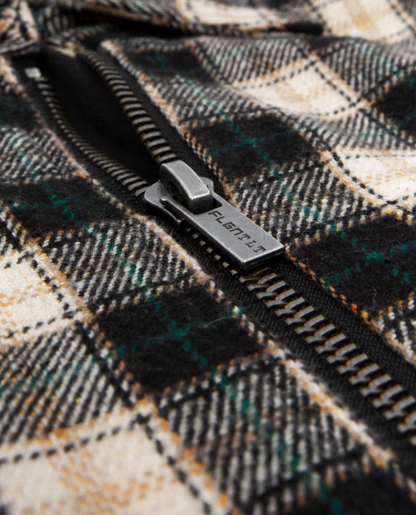 Flgntlt Essentials F/W 20 Flannel Detail